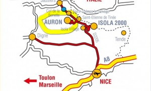 Auron map