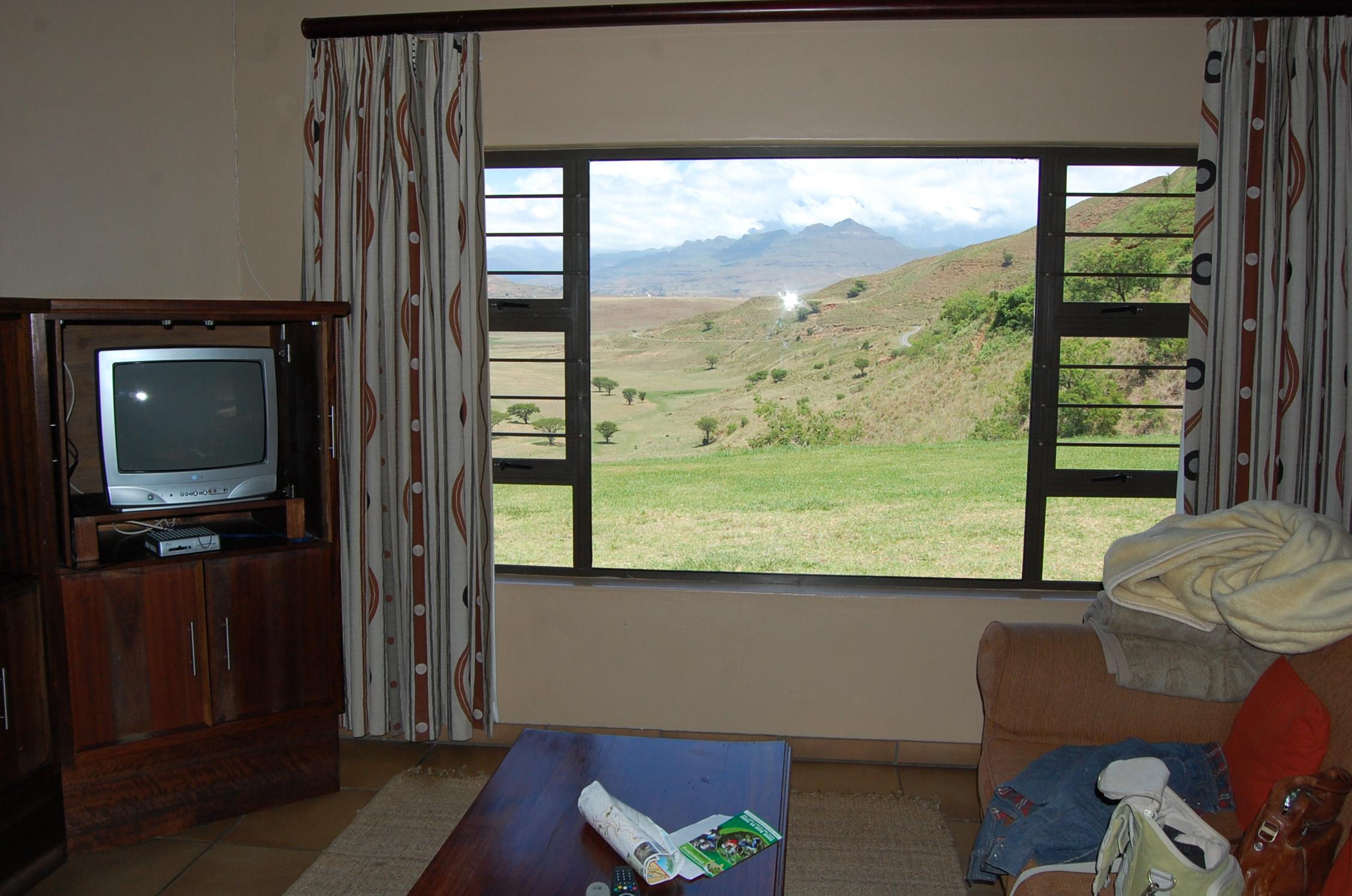 Отель Hlahlanathi, Драконовы Горы, ЮАР
