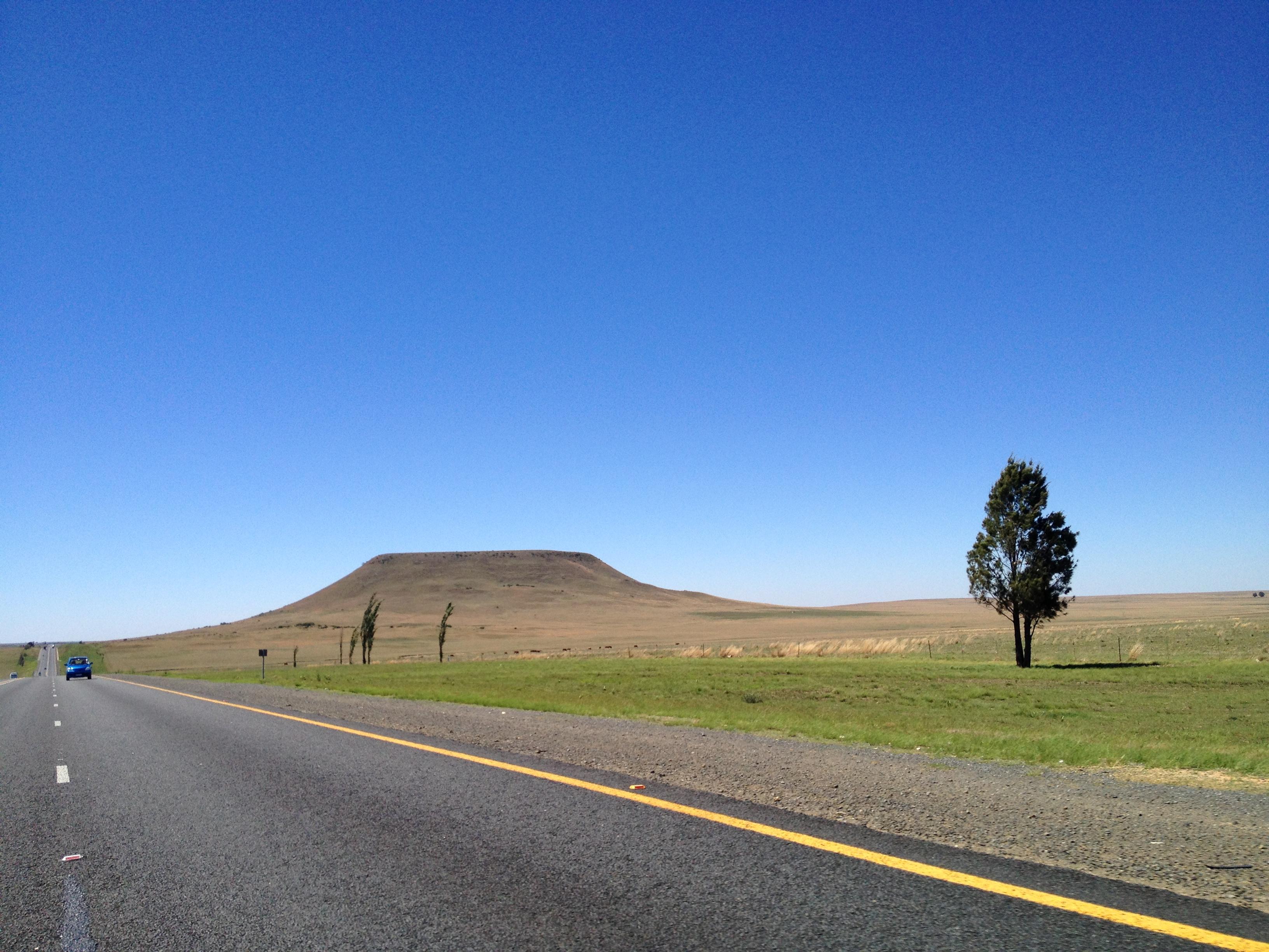 Как ездить на машине в ЮАР