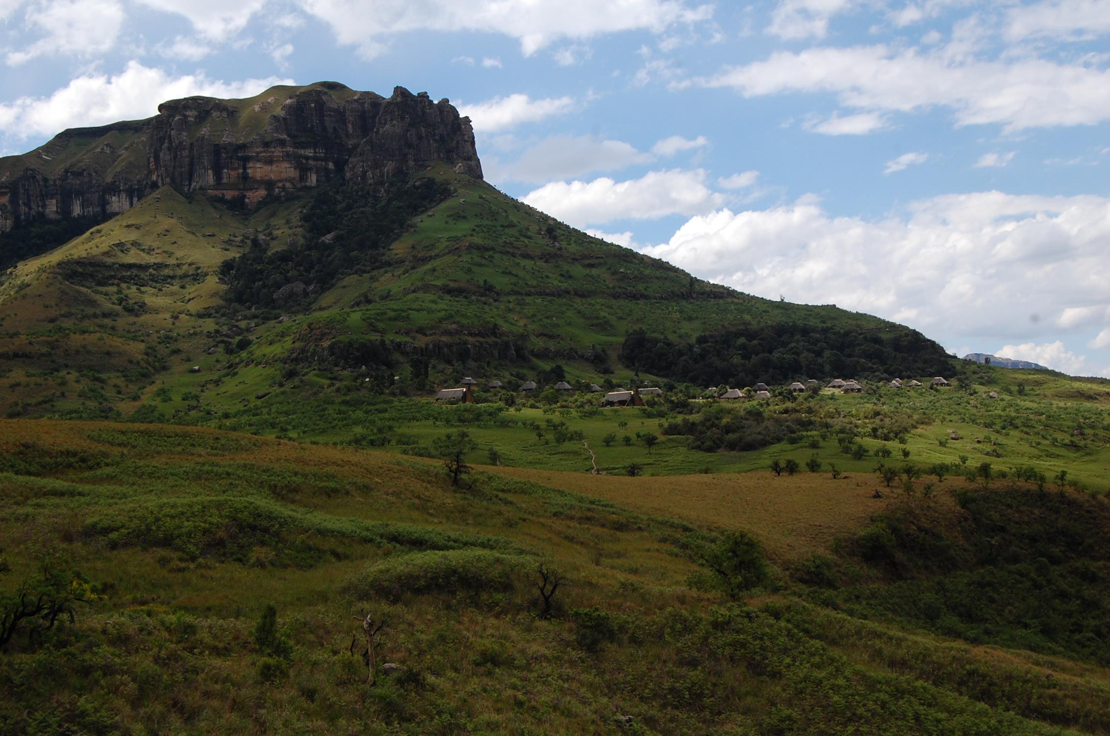 Драконовы Горы ЮАР