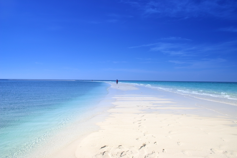 Камигин. Пляж.