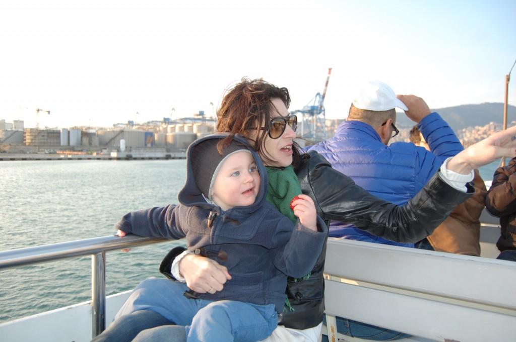 Генуя. Морская прогулка