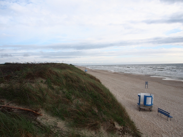 Фотографии Куршской Косы. Дюны Куршской Косы. Балтийское море