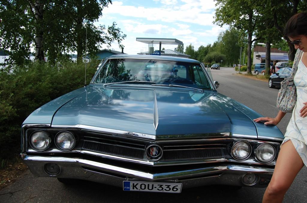 Пуумала старинные авто. ezdim.com/blog