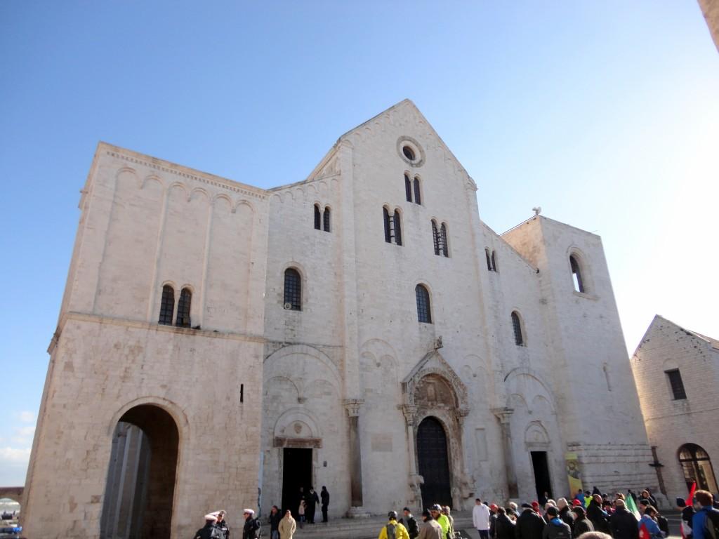 Кафедральный собор в Бари