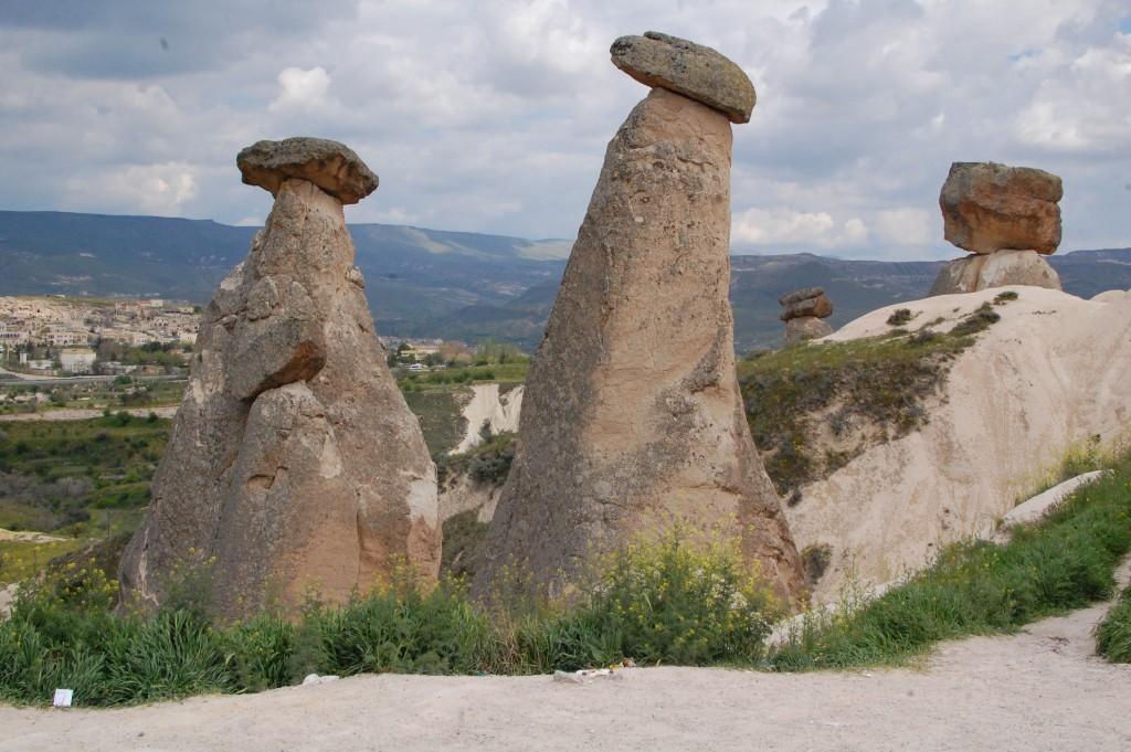 """Каппадокия """"грибы"""" фото"""