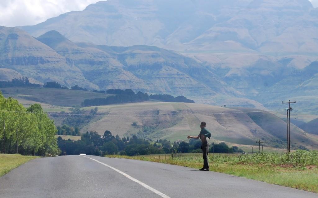 ЮАР Драконовы горы ezdim.com/blog