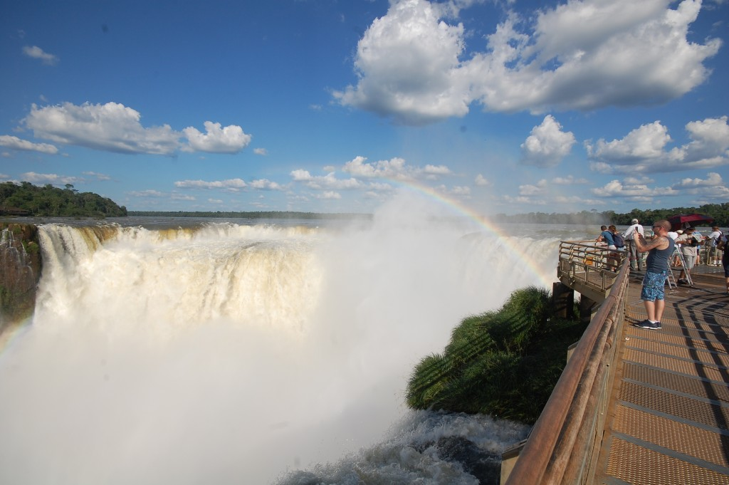 водопады Игуасу ezdim.com/blog