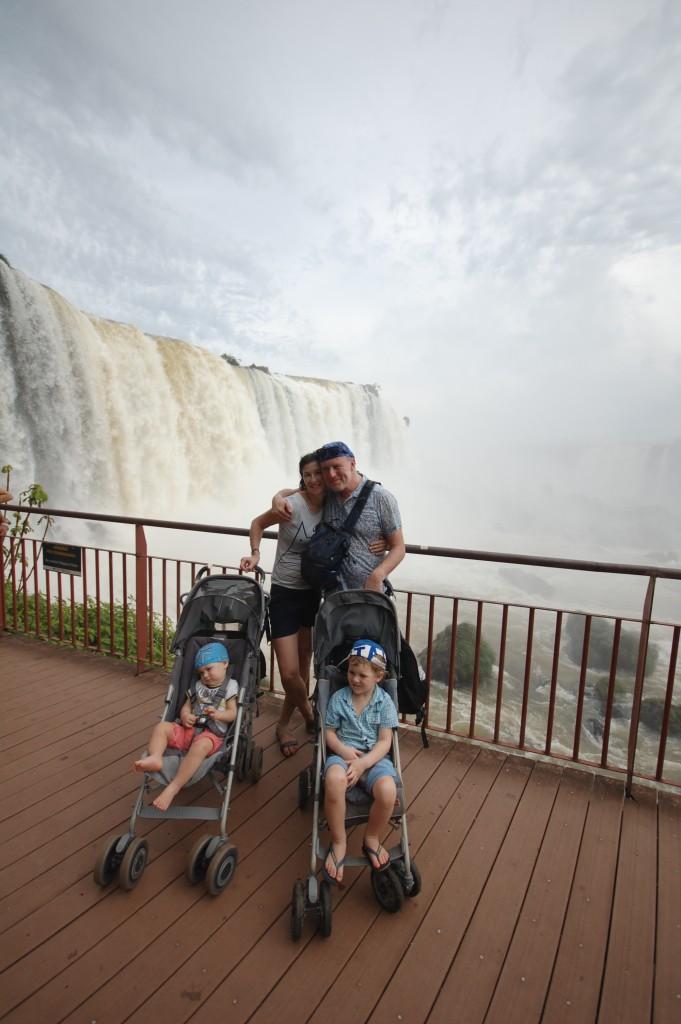 DSC_0261 на водопадах Игуасу ezdim.com/blog