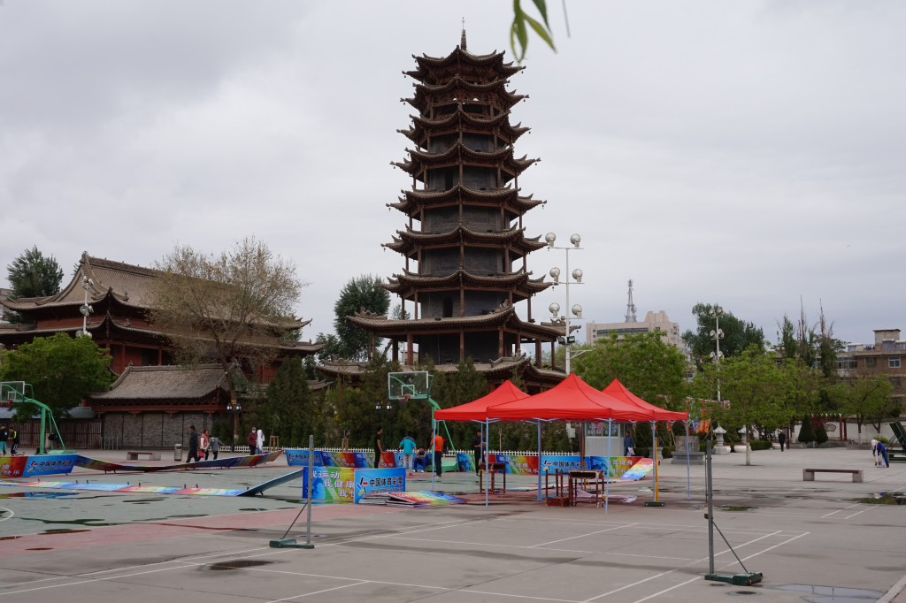г. Чжанье, Провинция Ганьсу, Китай
