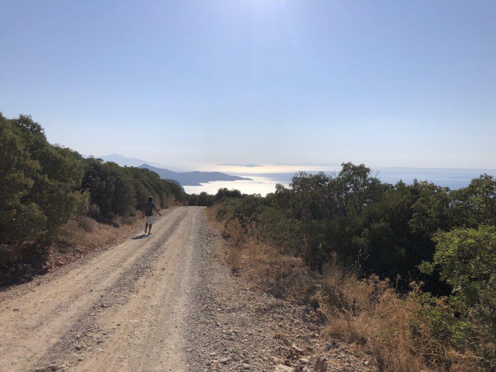 Турция полуостров Datca